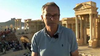 Dirk Emmerich vor Ort: Russland feiert Befreiung Palmyras mit Sinfoniekonzert