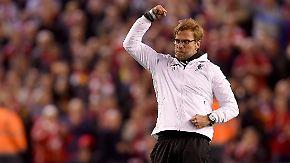 """""""Sind auf einem guten Weg"""": Klopp feiert mit FC Liverpool Einzug ins Europa-League-Finale"""