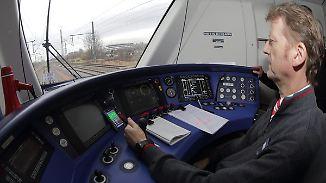 Lokführer bald überflüssig?: Deutsche Bahn wagt Blick in die Zukunft