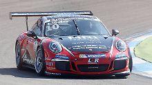 4. Lauf im Porsche Carrera Cup: Jeffrey Schmidt rast allen davon