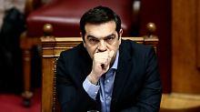 Tsipras' Koalition hält Kurs: Athen stimmt für Reformpaket