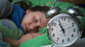 Nachtruhe im internationalen Vergleich: Wer schläft am längsten?