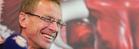 "Rangnick: ""Jüngste Mannschaft"": RB Leipzig entert die Bundesliga"