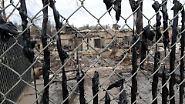 Auch wenn die Feuer überall in der Stadt unübersehbare Spuren hinterlassen haben - 90 Prozent der Stadt konnten gerettet werden, so Notley.