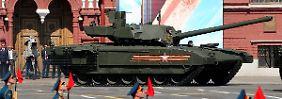 """Der Kreml und der Westen: """"Manchmal haben wir Angst vor uns selbst"""""""