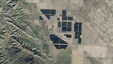 Wettrennen um den Spitzenplatz: Die zehn größten Solarkraftwerke der Welt