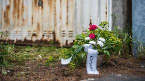Hochschwangere erdrosselt: Gericht verurteilt Rebeccas Mörder zu lebenslanger Haft