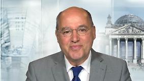 """Gregor Gysi über Seif und Böhmermann: """"Das sind so Tricks, die ich nicht mag"""""""