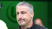 Wiederaufstieg mit neuem Trainer: VfB Stuttgart trennt sich von Jürgen Kramny