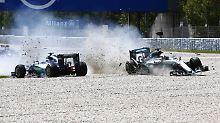 Lehren aus dem Spanien-GP: Mercedes grämt sich, Red Bull feixt