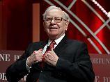 Warren Buffett hat mehr als eine Milliarde Dollar verloren.