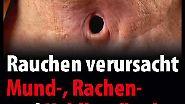 Neue Motive auf Zigarettenschachteln: Ekel-Bilder sollen schockieren