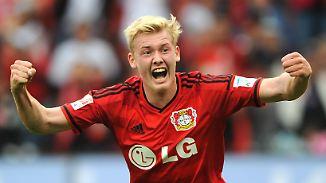 Wilde Youngsters neben alten Haudegen: Das sind die Neuen im DFB-Team