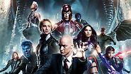 Nur die Stärksten überleben: Apocalypse testet die X-Men