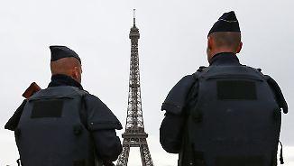 Angespannte Sicherheitslage: Frankreichs Polizei häuft 20 Millionen Überstunden an