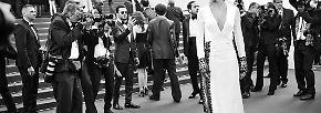 Filme gibt's auch: Cannes - Catwalk der supersexy Frauen