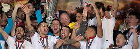 Die Könige der Europa League: FC Sevilla trotzt den Fußballgesetzen