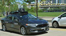 Kampfpreise und hohe Ausgaben: Uber verbucht 1,27 Milliarden Dollar Verlust