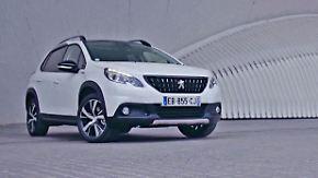 """Mit Offroad-Können: Peugeot 2008 wird zum """"City-SUV"""""""