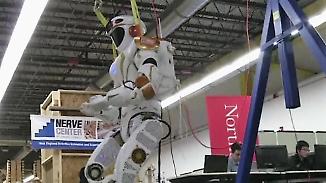"""Humanoider Astronaut """"Valkyrie"""": Dieser Roboter könnte künftig auf dem Mars arbeiten"""