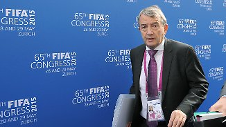Wegen WM-Vergabe 2006: Fifa fordert zwei Jahre Sperre für Wolfgang Niersbach
