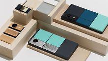 Project Ara hat neuen Termin: Baukasten-Handy macht sich schick