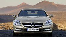 Auch gebraucht Liebling des TÜV: SLK überzeugt mit Mercedes-Tugenden