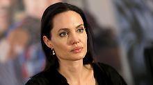 Hollywoodglanz an Londoner Uni: Aus Angelina wird Professor Jolie