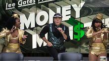 Wenn das Money Monster zuschlägt: Clooney - tanzen muss er nicht unbedingt