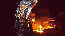 Strafzölle gegen China-Konkurrenz: Anleger schmelzen für deutsche Stahl-Aktien