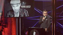 Große Emotionen beim Echo Jazz: Ehrung für Roger Cicero versemmelt