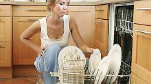 Spülmaschinen erleichtern das Leben.