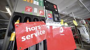 Ölraffinerien in Frankreich bestreikt: Kommt jetzt die Preisexplosion an der Zapfsäule?
