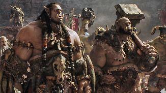 """""""Warcraft: The Beginning"""": Spiele-Klassiker """"World of Warcraft"""" startet als 3D-Spekatkel im Kino"""