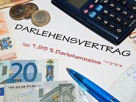 Banken haben in vorherigen Verfahren um Kreditverträge häufig in letzter Minute die Revision zurückgenommen.