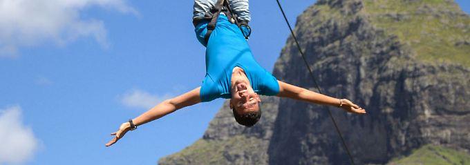 Mehr als Strand und Sonnenbaden: Mauritius: Action-Urlaub im Paradies