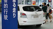 Wachstum statt Schrumpfkur: Japanische Industrie überrascht positiv