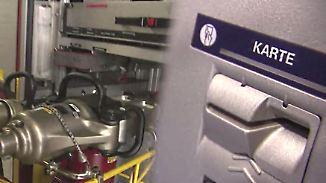 Geräte-Diebstähle bei der Feuerwehr: Kriminelle knacken Geldautomaten mit neuer Masche