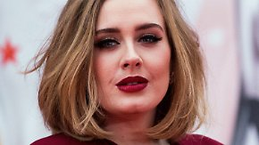 Promi-News des Tages: Adele startet auf Konzert Schimpftirade gegen Fan