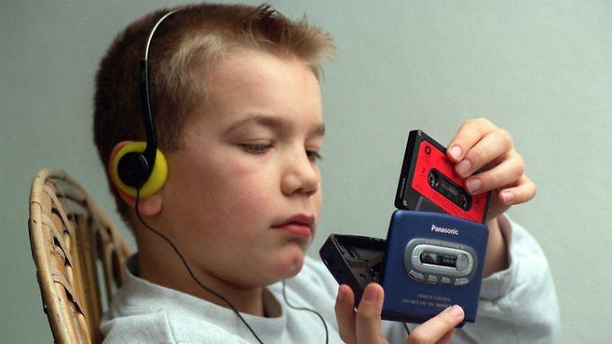 Lieder to go: Der Walkman stirbt