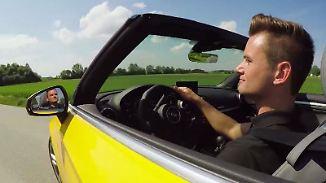 Aufmerksamkeitsgarant mit Nackenheizung: So fährt sich das neue Audi S3 Cabriolet