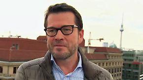 """Guttenberg im n-tv Interview: Trump als US-Präsident """"hätte nachhaltige Konsequenzen für Europa"""""""