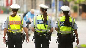 Wachsende Angst: Häufung der Attentate verunsichert die Deutschen