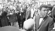 """""""Gott hat seinen Champion geholt"""": Muhammad Ali: Ikone des Boxens"""