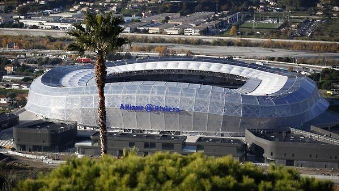 Die EM-Stadien im Porträt: Stade de Nice in Nizza