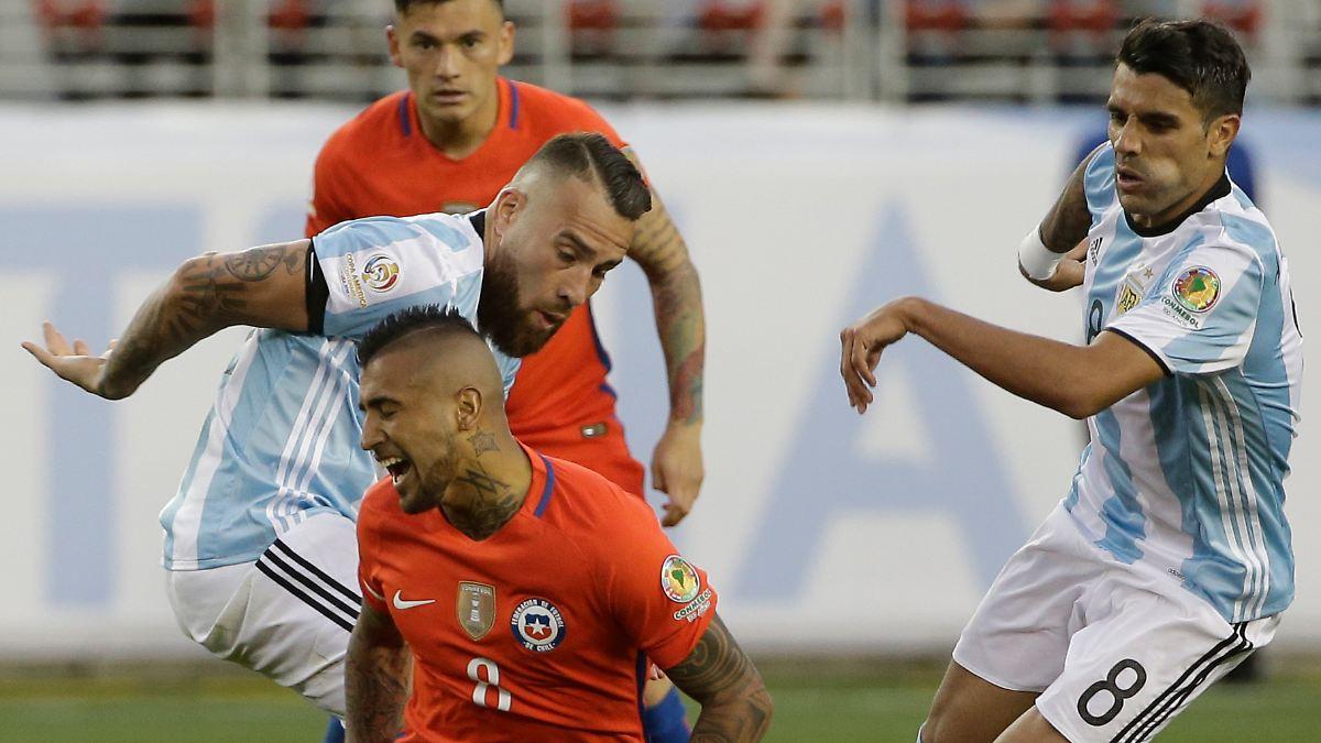 argentinien gegen chile