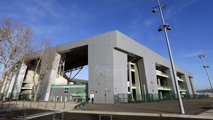 Die EM-Stadien im Porträt: Stade Geoffroy-Guichard in Saint-Étienne