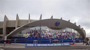 Die EM-Stadien im Porträt: Parc des Princes in Paris