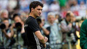 Die DFB-Spieler im Porträt: Mats Hummels, Abwehr