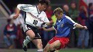 Der Ungar löst damit den bisherigen Rekordhalter Lothar Matthäus (39 Jahre und 91 Tage) ab, der 2000 seine letzte Europameisterschaft spielte.